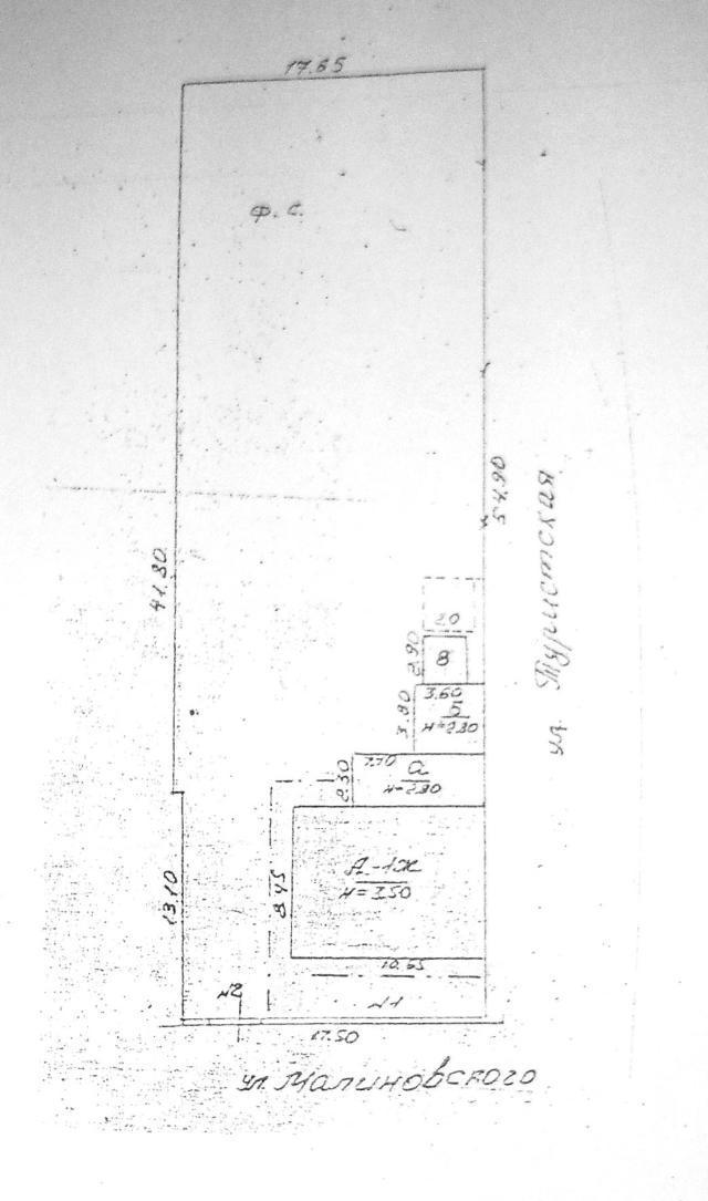 Продается земельный участок на ул. Малиновского Марш. — 150 000 у.е. (фото №5)
