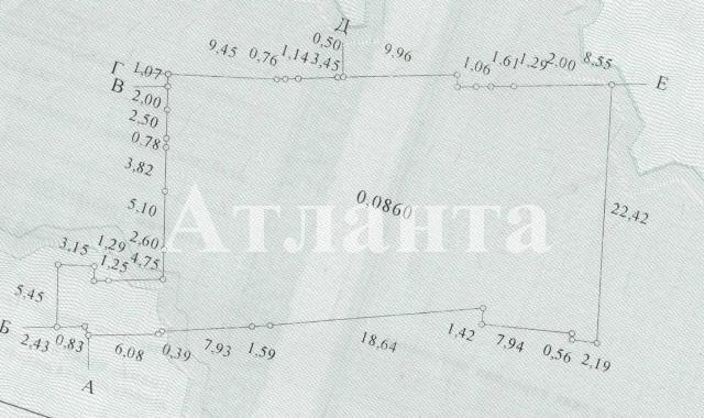 Продается земельный участок на ул. Волна Тупик — 240 000 у.е.