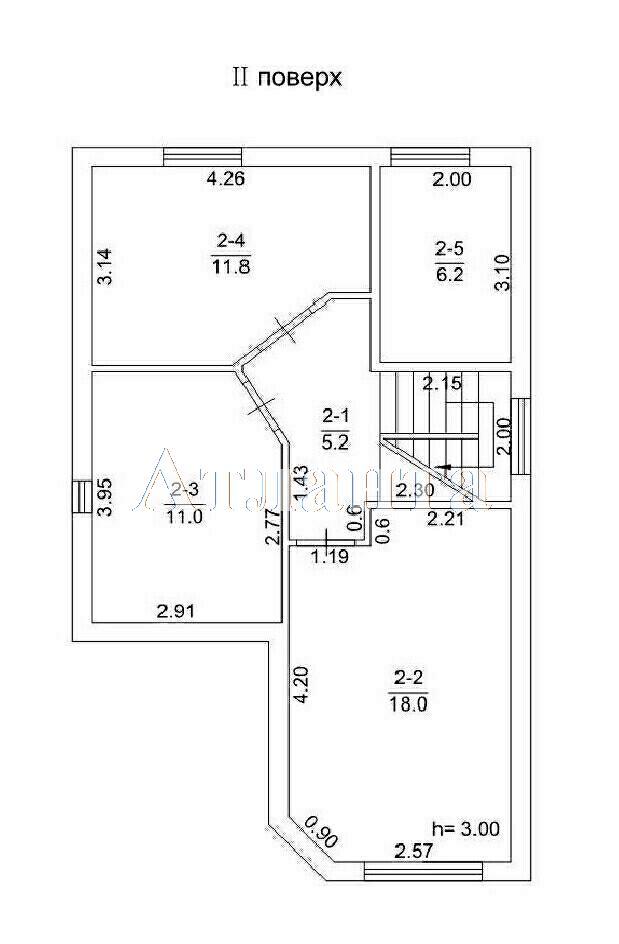 Продается дом на ул. Кандинского 1-Й Пер. — 115 000 у.е. (фото №3)