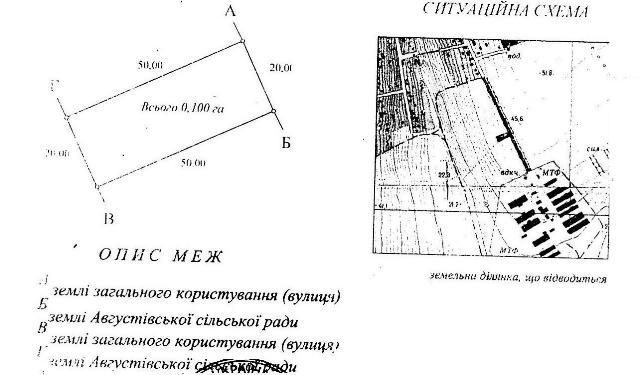Продается земельный участок на ул. Полевая — 6 000 у.е.