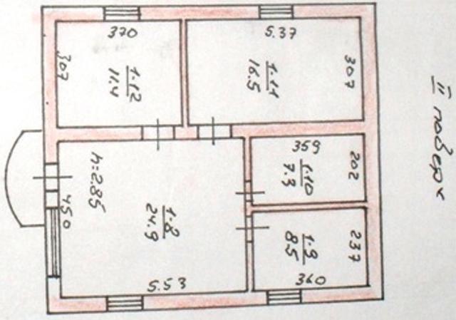 Продается дом на ул. Дача Ковалевского — 120 000 у.е. (фото №10)