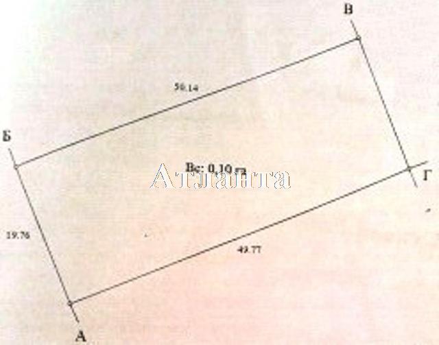 Продается земельный участок на ул. Каштановая — 12 000 у.е. (фото №6)
