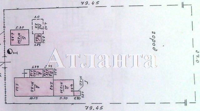 Продается дом на ул. Центральная — 5 500 у.е. (фото №13)