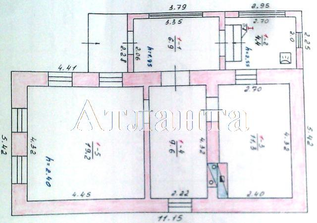Продается дом на ул. Центральная — 5 500 у.е. (фото №14)