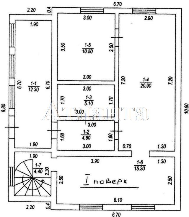 Продается дача на ул. 10-Я Линия — 55 000 у.е. (фото №13)