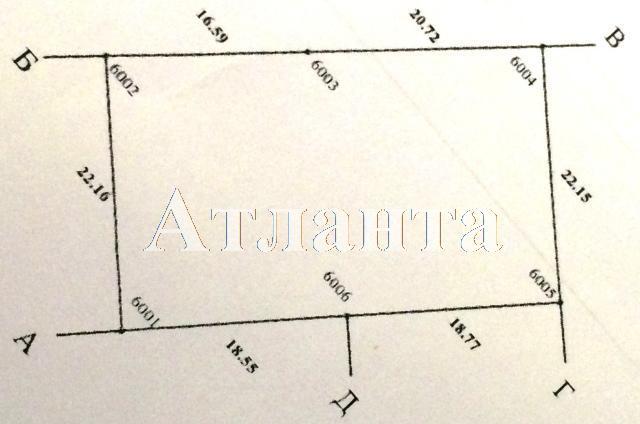 Продается земельный участок на ул. Донецкая — 6 000 у.е.