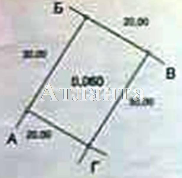 Продается земельный участок на ул. 4-Я Линия — 5 000 у.е.