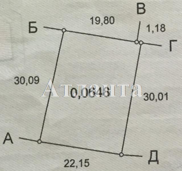 Продается земельный участок на ул. Грушевая — 6 500 у.е.