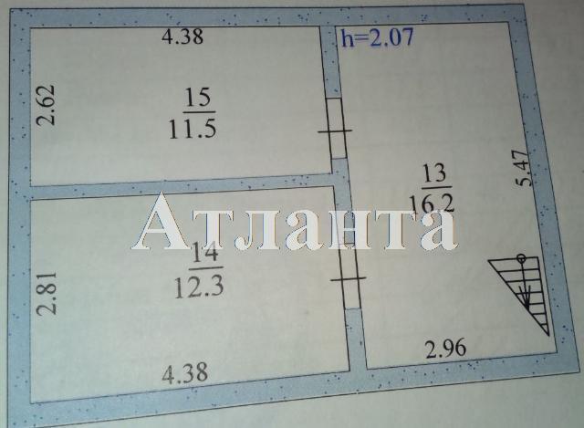 Продается дача на ул. Каштановая — 20 000 у.е. (фото №13)