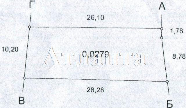Продается земельный участок на ул. Центральная — 110 000 у.е. (фото №2)