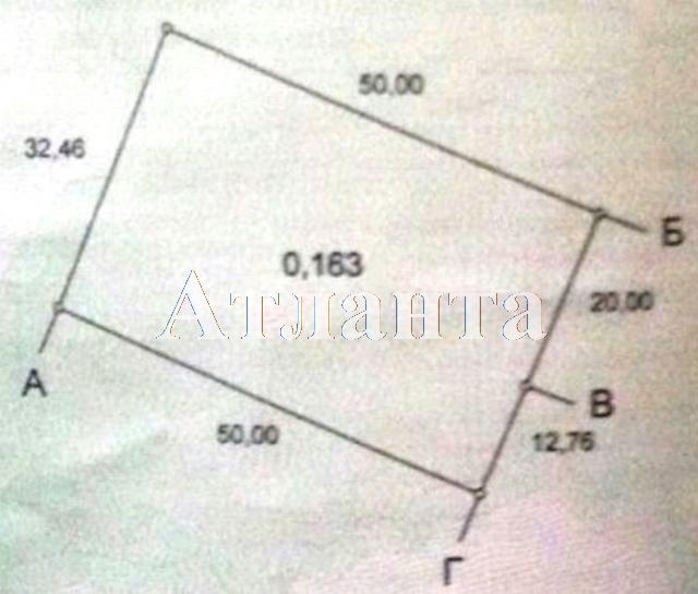 Продается земельный участок на ул. Святой Дианы — 15 000 у.е.