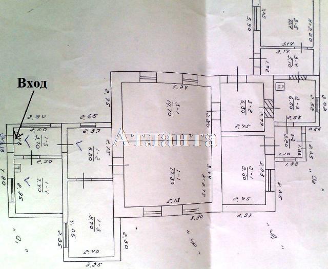 Продается дом на ул. Хавкина Владимира — 28 000 у.е. (фото №12)