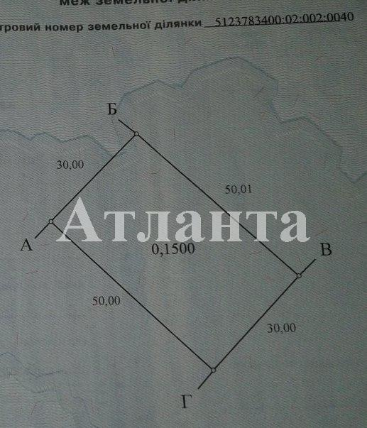 Продается земельный участок на ул. Кленовая — 15 000 у.е.