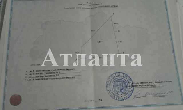 Продается земельный участок на ул. Надежды — 28 000 у.е. (фото №3)