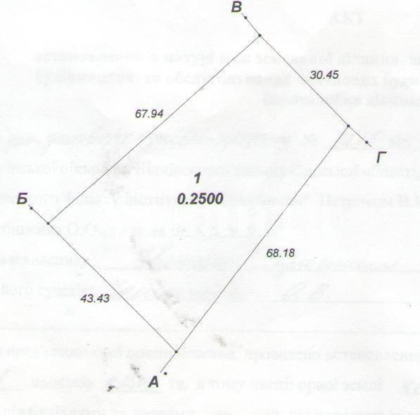 Продается земельный участок на ул. Сиреневая — 19 000 у.е.