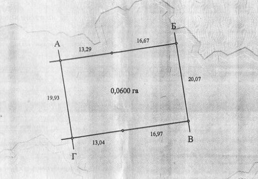 Продается земельный участок — 13 000 у.е.