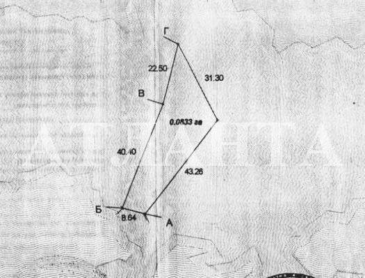 Продается земельный участок на ул. 1-Я Линия — 8 000 у.е.