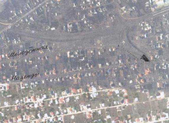 Продается земельный участок на ул. Надежды — 30 000 у.е.
