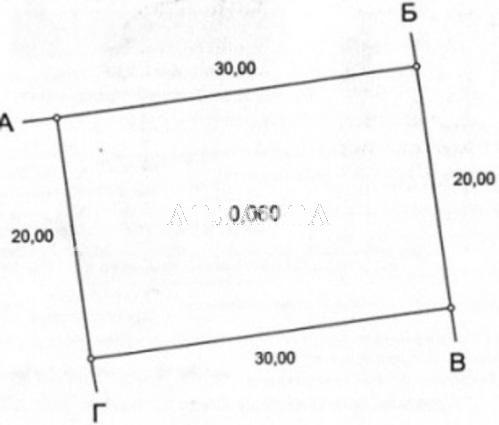 Продается земельный участок на ул. Ореховая — 8 500 у.е.