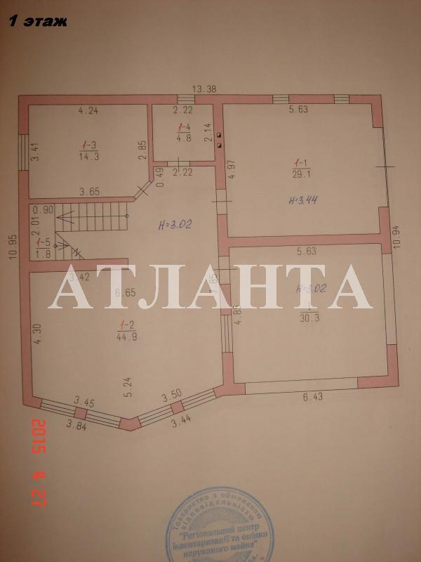 Продается дача на ул. 3-Я Линия — 60 000 у.е. (фото №4)