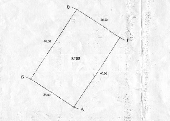 Продается земельный участок на ул. Солнечная — 30 000 у.е.