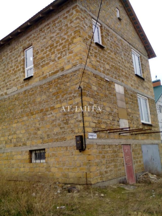Продается дом на ул. Черноморская — 60 000 у.е.