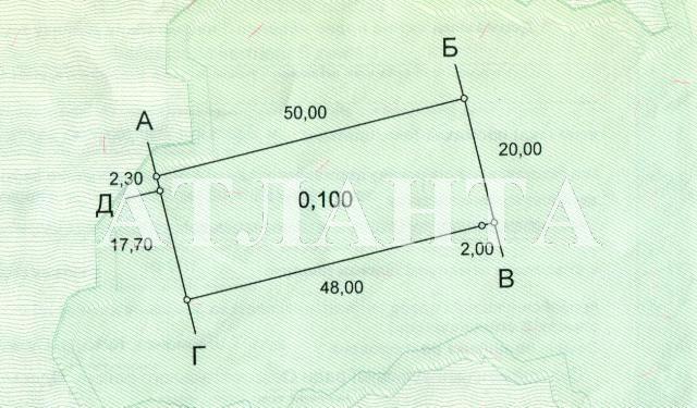Продается земельный участок на ул. Шевченко — 43 000 у.е.