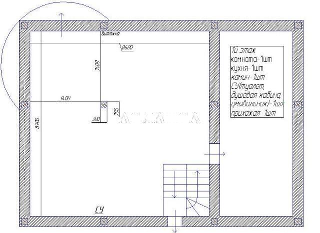 Продается дом на ул. Виноградная — 100 000 у.е.