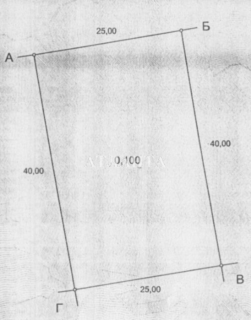Продается земельный участок на ул. Шевченко — 40 000 у.е.