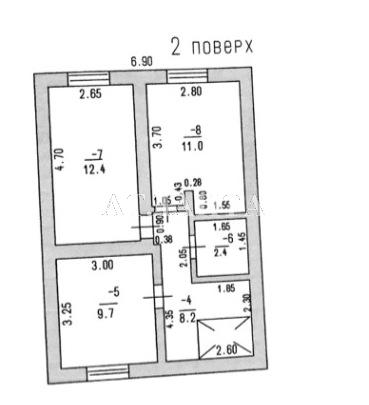 Продается дача на ул. 5-Я Линия — 52 000 у.е. (фото №16)