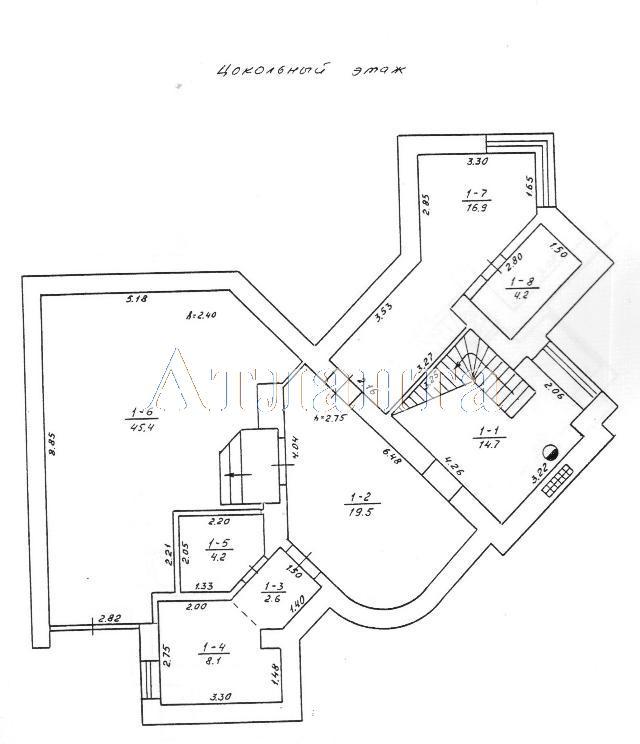 Продается дом на ул. Кордонный Пер. — 1 200 000 у.е. (фото №18)