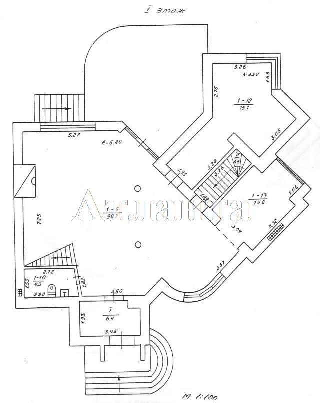 Продается дом на ул. Кордонный Пер. — 1 200 000 у.е. (фото №19)
