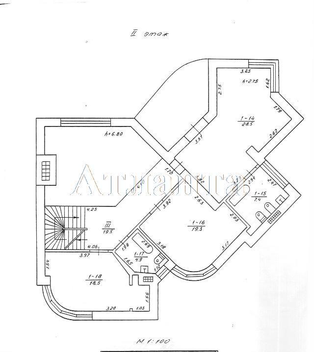 Продается дом на ул. Кордонный Пер. — 1 200 000 у.е. (фото №20)