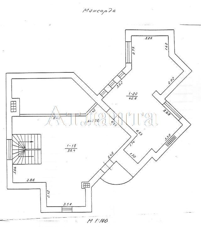 Продается дом на ул. Кордонный Пер. — 1 200 000 у.е. (фото №21)