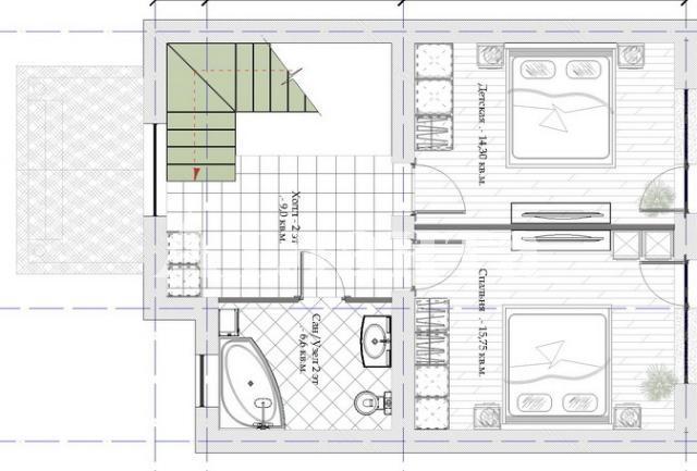 Продается дом на ул. Бризовая — 135 000 у.е. (фото №2)