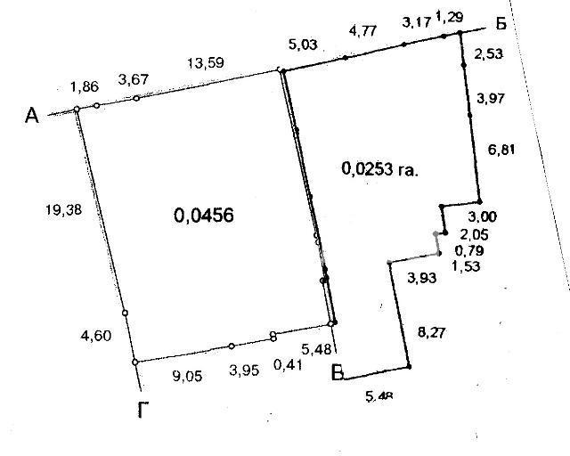 Продается земельный участок на ул. Гаршина — 460 850 у.е.