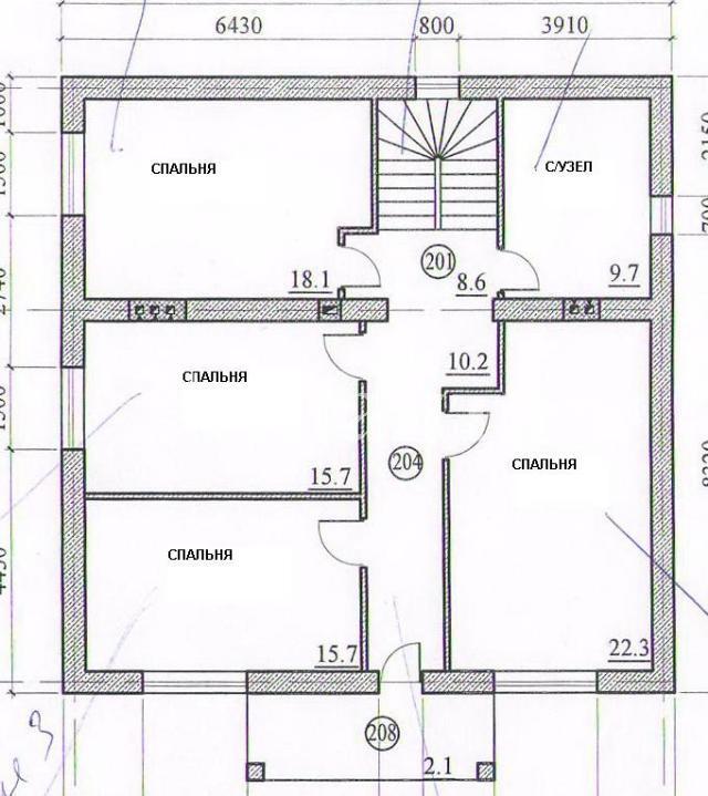 Продается дом на ул. Костанди — 280 000 у.е. (фото №9)