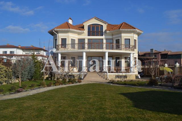 Продается дом на ул. Сосновая — 1 500 000 у.е.