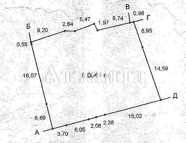Продается земельный участок на ул. Люстдорфская Дорога — 400 000 у.е.