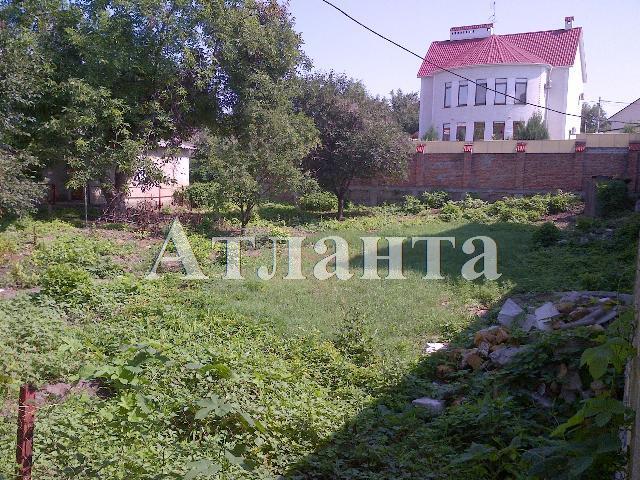 Продается земельный участок на ул. Астрономическая — 150 000 у.е.