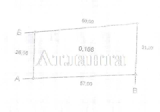 Продается земельный участок на ул. Дальницкая — 9 000 у.е.
