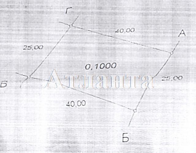 Продается земельный участок на ул. Степовая — 85 000 у.е.