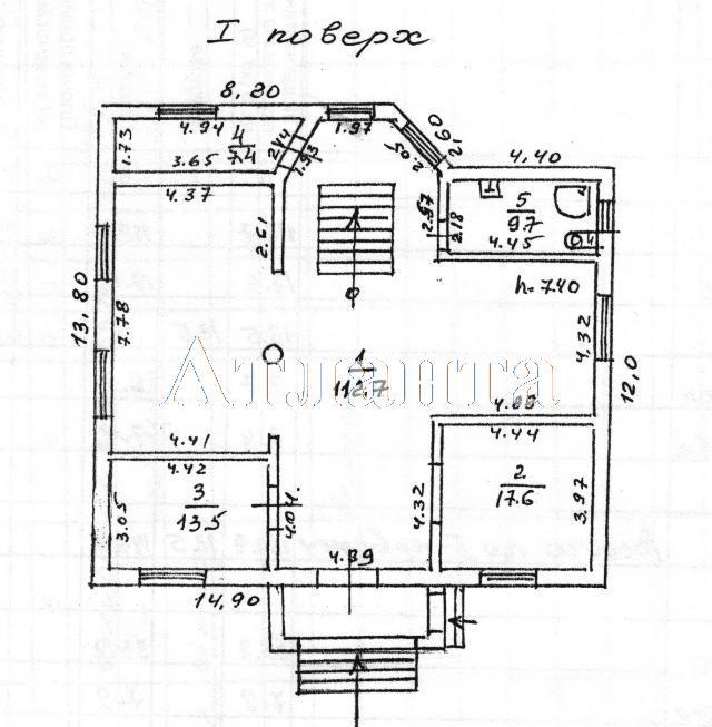 Продается дом на ул. Жаботинского — 170 000 у.е. (фото №10)