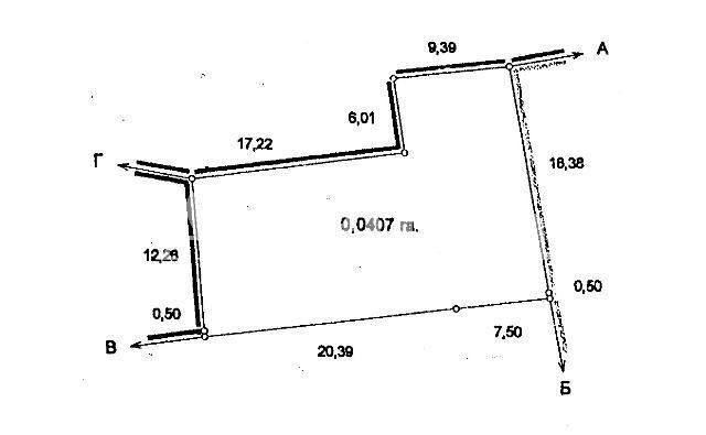 Продается земельный участок на ул. Черниговская — 90 000 у.е.