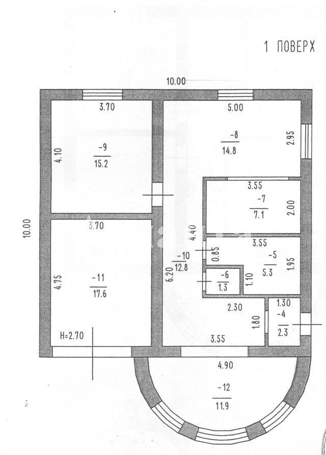 Продается дом на ул. Гранитная — 140 000 у.е. (фото №3)