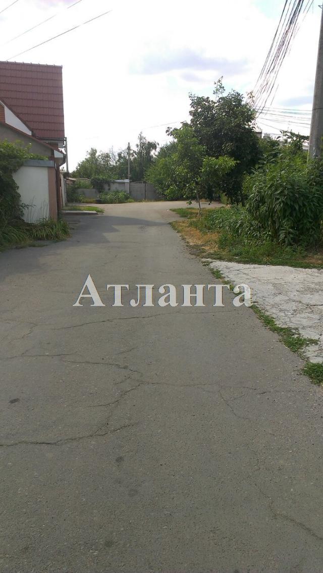 Продается земельный участок на ул. Колхозный 2-Й Пер. — 110 000 у.е. (фото №2)