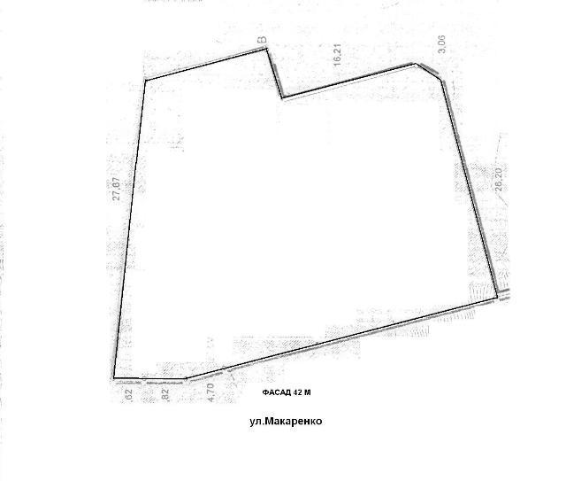 Продается земельный участок на ул. Макаренко — 400 000 у.е.