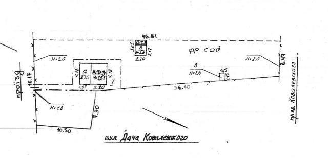 Продается земельный участок на ул. Дача Ковалевского — 85 000 у.е.