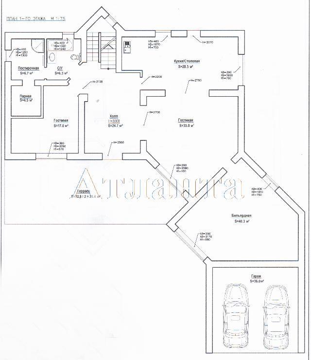 Продается дом на ул. Ореховая — 125 000 у.е.