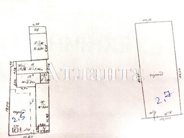 Продается земельный участок на ул. Костанди — 156 000 у.е.